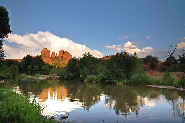 Cathedral Rock Sedona AZ