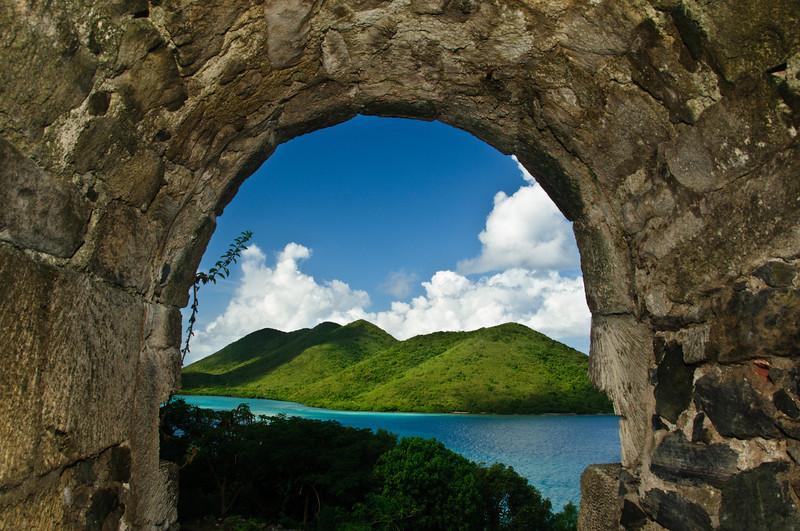 Annaberg plantation, St. John VI, virgin islands national park